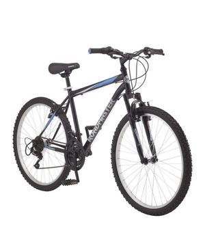 "Roadmaster Granite Peak Men's Mountain Bike, 26"" wheels, Black/Blue for Sale in Walnut, CA"