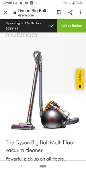 The Dyson Big Ball Vacuum Cleaner BRAND NEW for Sale in Seattle, WA
