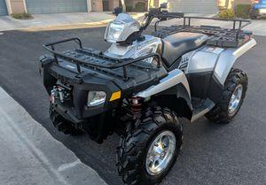 🍁Super 2009 ATV Polaris Sportsman 800 EFI LE!🍁 for Sale in Tampa, FL