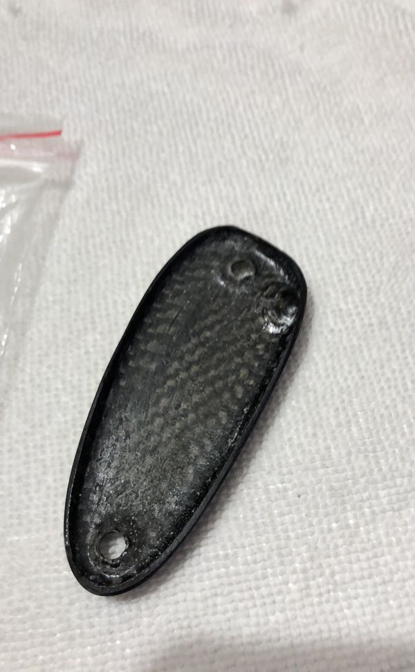 92-00 civic Carbon fiber Antenna cover