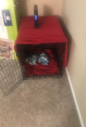 Large dog crate for Sale in Denver, CO