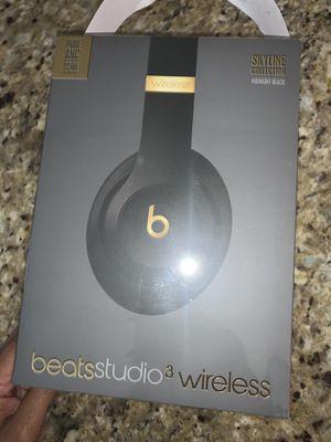 Beats Studio 3 wireless brand new unopened for Sale in Calumet City, IL