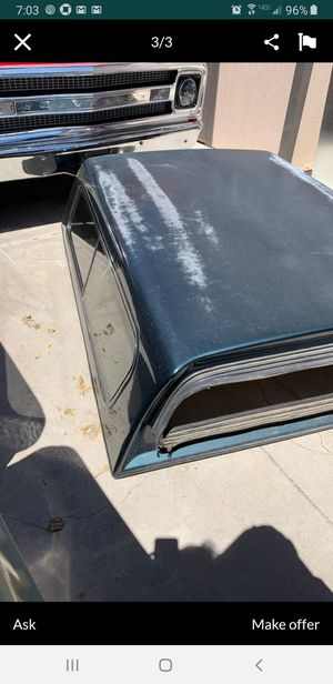 1995 Toyota Tacoma camper shell for Sale in Glendale, AZ