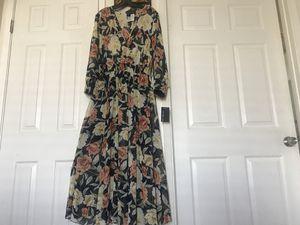 Summer dress maxi dress size 14 for Sale in Richmond, CA