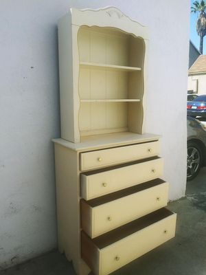 Antique Hutch and Dresser for Sale in Los Angeles, CA