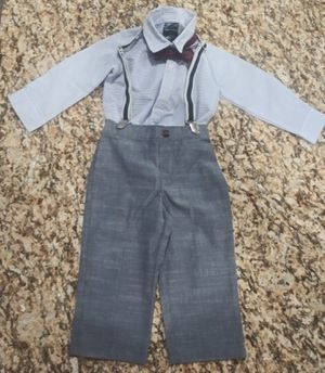 Nautica Baby toddler boy clothes ropa niño size 12m for Sale in Dallas, TX