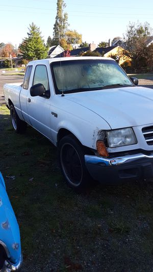 Parts truck 2003 ford ranger extended cab for Sale in Tacoma, WA