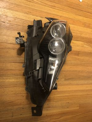 NOS 2011-2015 Lexus IS 250 right side headlight assembly for Sale in Fairport, NY