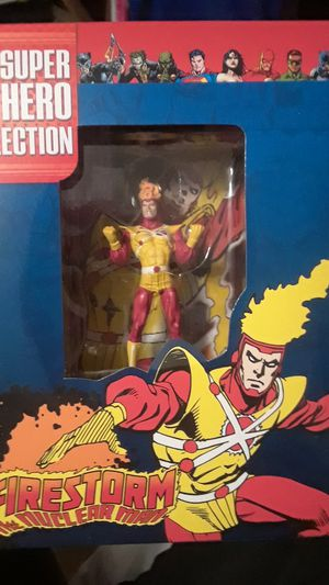 DC Superhero Lead Figurine Firestorm for Sale for sale  Bakersfield, CA