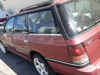 1991 Subaru Legacy Wagon for Sale in Vernon,  CA