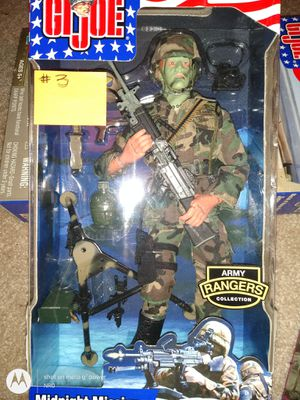 GI Joe Collectable for Sale in Lacey, WA