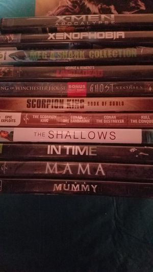 Dvd movies for Sale in Odessa, TX
