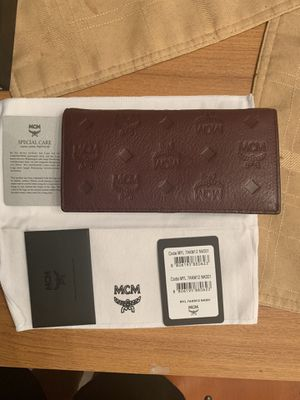 MCM Wallet for Sale in Raleigh, NC