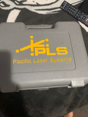 LASER SYSTEM PLS 5 for Sale in Anaheim, CA
