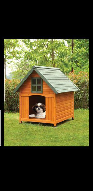 Brand new wooden doghouse! Nueva casita de madera para mascota!! for Sale in Lynwood, CA