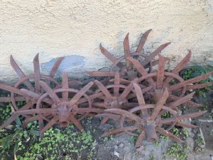 Vintage Antique Rotary Cultivators for Sale in Los Angeles, CA