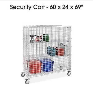 Security Cart for Sale in Portola Valley, CA