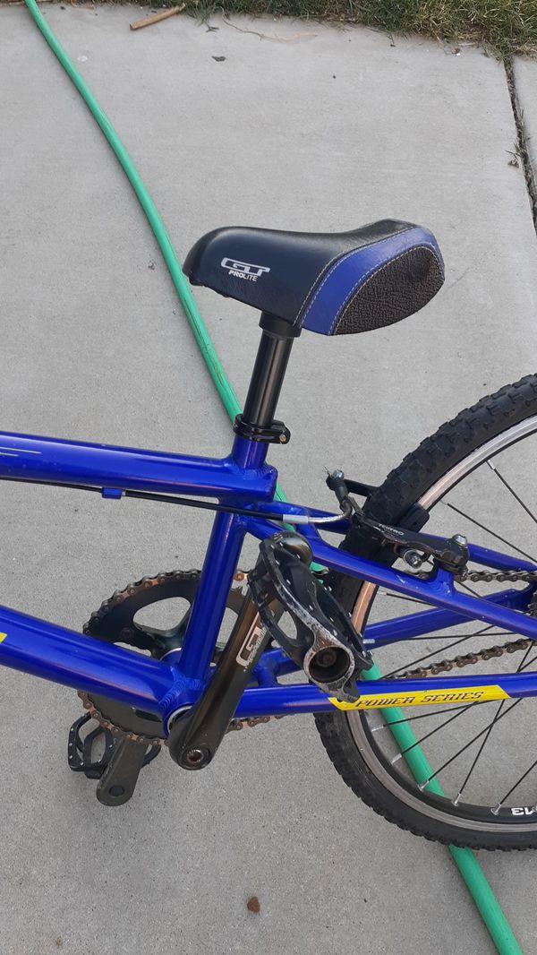 2005 GT Power Series Expert Bike