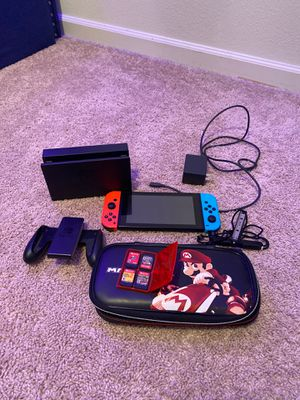 Nintendo switch for Sale in Vancouver, WA