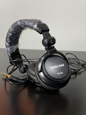 Tascam headphones for Sale in Mason, OH