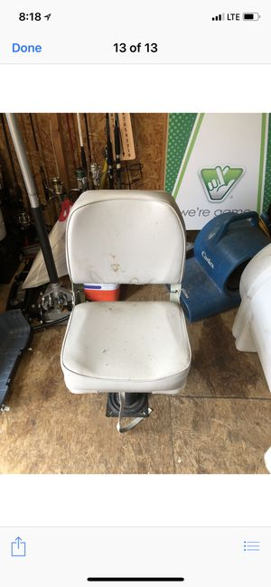 Boat chair for Sale in Charlottesville, VA