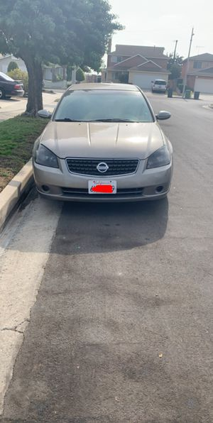 2005 Nissan Altima for Sale in Long Beach, CA