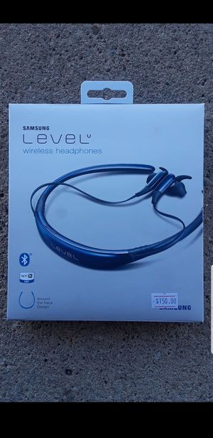 Samsung level wireless headphones for Sale in Glendale, AZ