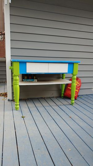 Island type table with drawer. for Sale in Florissant, MO