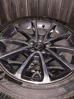 2017 Acura TLX OEM Wheels for Sale in San Antonio,  TX
