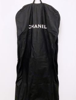 Authentic Black Chanel Canvas Travel Bag for Sale in Beverly Hills,  CA