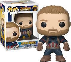 Captain America Funko POP for Sale in Houston, TX
