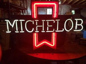 Vintage Neon Beer Sign for Sale in Purcellville, VA