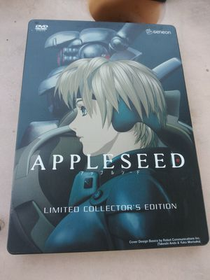 appleseed anime dvd for Sale in Los Angeles, CA