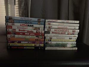 DVDs like new for Sale in Appomattox, VA