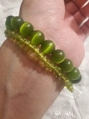 Green bracelets for Sale in Stockton, CA
