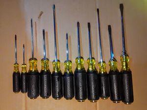 Klein Tools Screwdriver Set for Sale in Plantation, FL