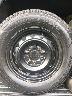 Winter Pike Tires for Sale in Arlington, WA