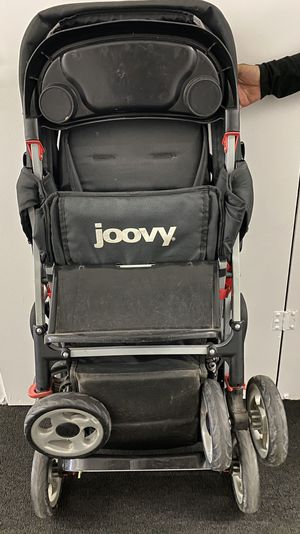 Joovy Caboose Too Sit Stand Double Stroller for Sale in Glendale, CA