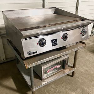 "36"" Countertop Electric Commercial Griddle for Sale in Renton, WA"