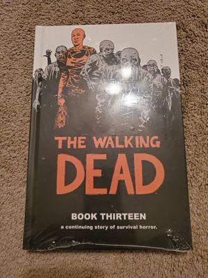 The Walking Dead Book 13 for Sale in Houston, TX