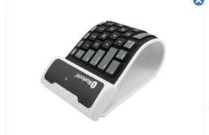 iPad /laptop wireless flexible keyboard for Sale in Norfolk, VA