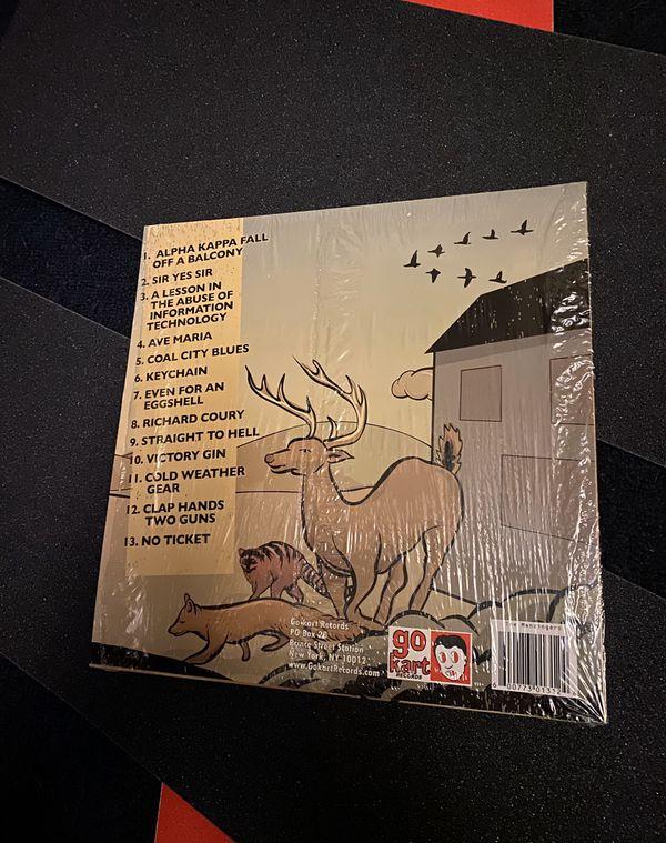 The Menzingers Vinyl Record