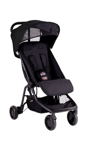 Nano Mountain Buggy Stroller - Used twice for Sale in Houston, TX