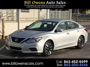 2018 Nissan Altima for Sale in Avon Park, FL
