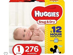 Huggies snug & dry Size 1 for Sale in Queens, NY