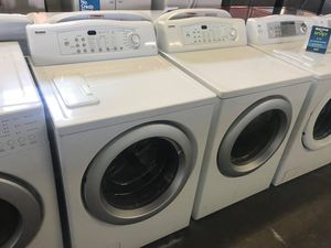 Kenmore Front Load Washer and Dryer Set!!!! for Sale in Ontario, CA