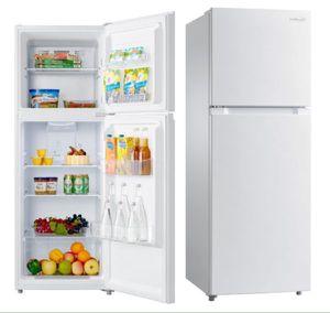"""Premium Frost Free Refrigerator 22"""" White 10 Cu Ft. New Nevera sin Escarcha Blanca Nueva PRN10055MW for Sale in Miami, FL"""