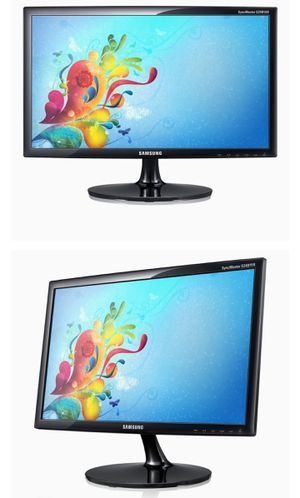Samsung HD S24B150BL 23.6-Inch Screen LED-Lit Computer Monitor for Sale in Burbank, CA