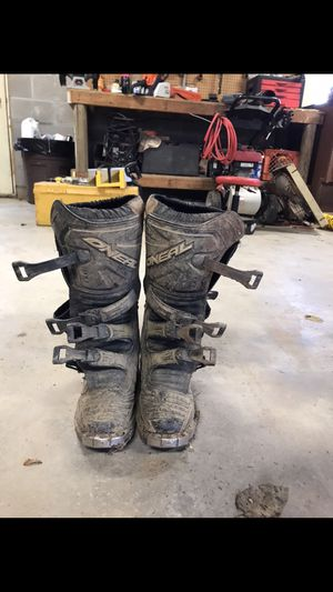 O'Neil dirt bike boots for Sale in Walker, WV