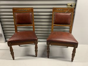 Vintage accent chairs for Sale in Chula Vista, CA